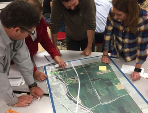 County Road 25-A Area Master Plan