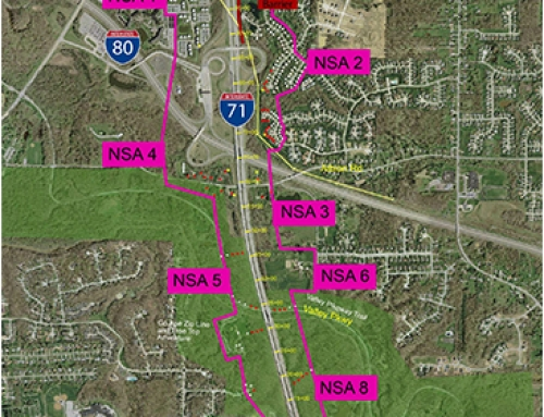 I-71 Noise Barrier Analysis