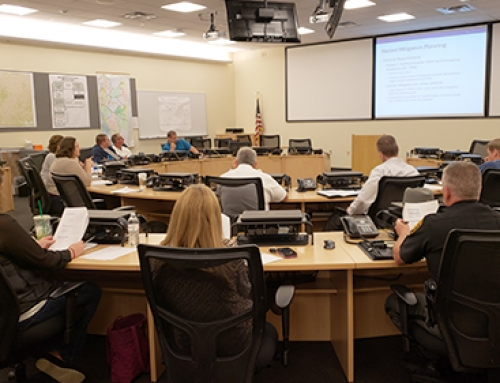 County All-Hazards Mitigation Plan